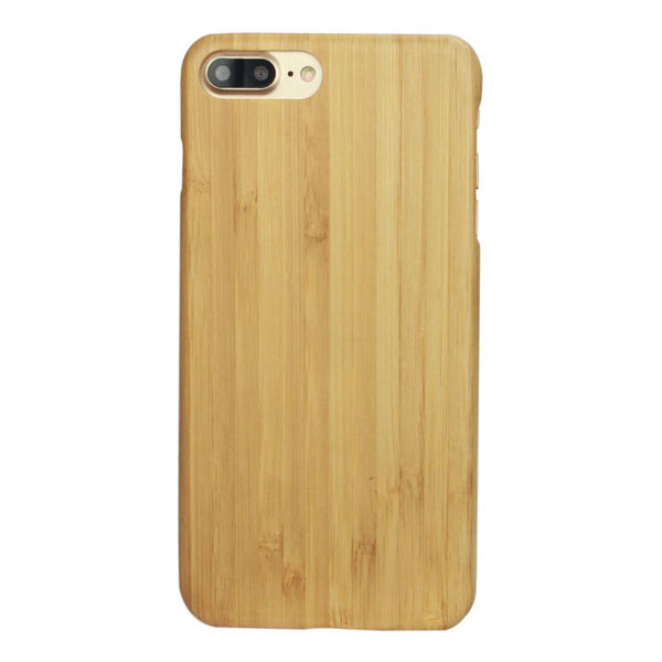 Hot selling wooden case real wood phone shell hard protective back cover for iPhone 7
