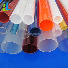 Milk White Acrylic Tube/White PMMA Pipe/ White Plexiglass Tube