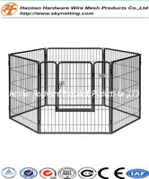 professional customized galvanized cheap dog kennels