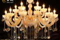 Baccarat Sense Clear Luxury Crystal Chandelier with different Light