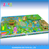 Attractive Soft Indoor Playground Equipment Children Indoor Playground with High Quality and Best Price