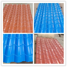 Resonable price Chinese gi corrugated steel roofing sheet 0.2mm-0.6mm different color