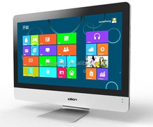 2015 top selling all in one pc,multimedia touch led pc