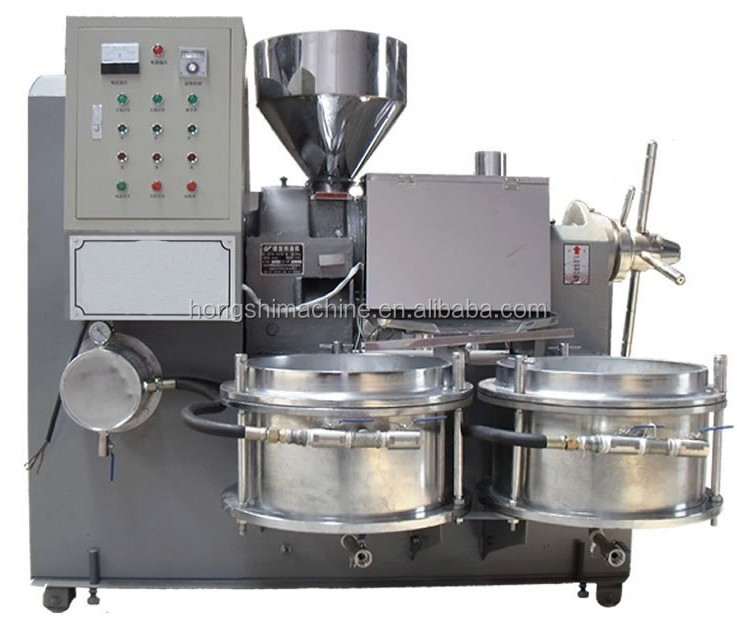 High quality automatic professional soybean oil press machine price