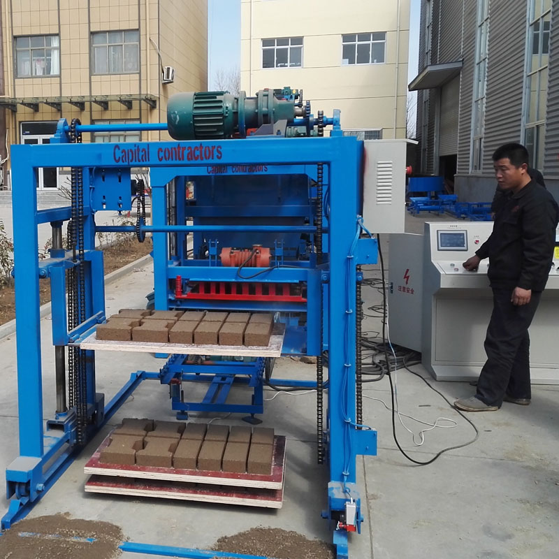 Ecological Block And Brick Making Machine Price