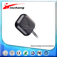 (Manufactory) High quality low profile gps/gsm magnet/adhesive antenna