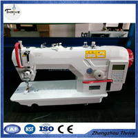 Chinese Sewing Machine Price for Industrial Electric Zigzag Sewing Machinery for Garment Industry