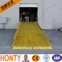 10t Hot Sale DCQY OEM support mobile yard ramp