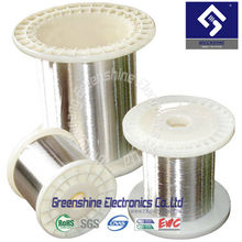 Silver plated copper wire electrical wire supply