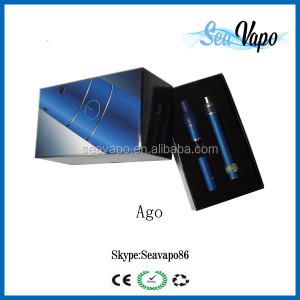 2014 high quality hot selling portable vape pen dry herb vaporizer ago dry herb vaporizer starter kit