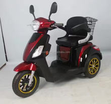 EEC new 3 wheel electric scooter with eec certificater