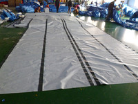 Qingdao Special Customized Polyethylene Tarp/ Plastic Sheets