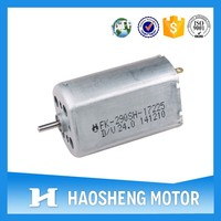 24V micro dc motor for massager FK-290SH