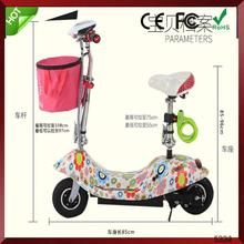 industrial long distance three wheel electric scooter with seat