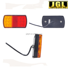 New hot sale led truck trailer sto turn rear signal light