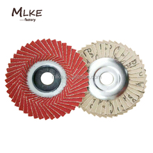 ceramic Flap Disc Abrasive Grinding Wheel for wood and metal