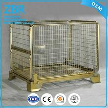Medical storage containers welded wire mesh cage with poultry reptile