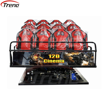 Hot sale 6 seats electric 7d cinema equipment pakistani kino