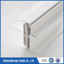 PVC Profiles Supplier Window & Door UPVC Plastic Extrusion Profile