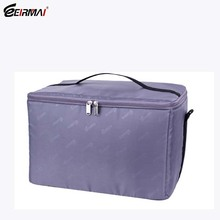 Fashion stylish dslr nylon waterproof camera pouch neoprene lens bag