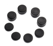 8pcs/Set Silicone Thumb stick Grips caps for ps4,for <strong>xbox</strong> one