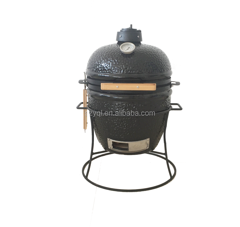 unique ceramic charcoal bbq smoker kamado grill