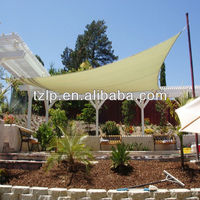 HDPE color UV protection garden square shade net