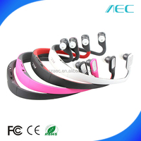 High quality bluetooth headset, Fm radio TF card play music