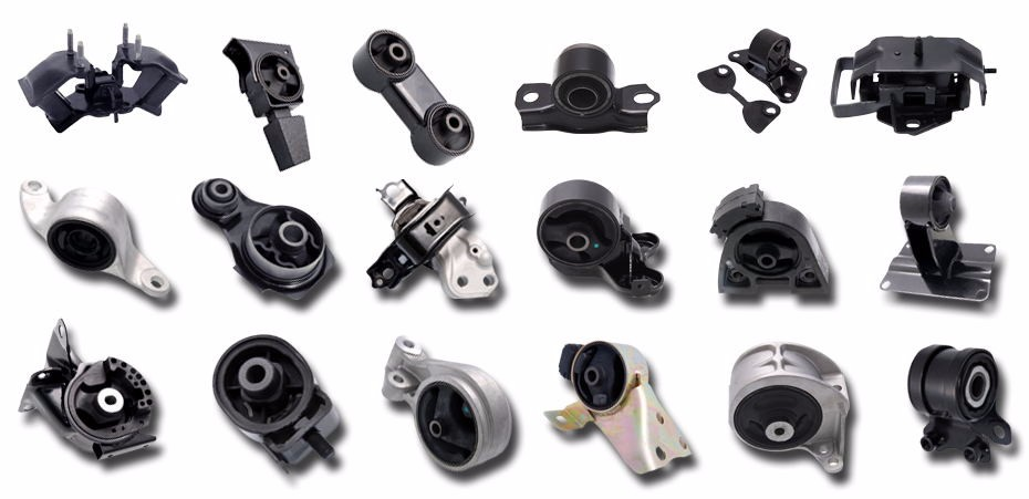 Automotive Rubber Parts Rear Engine Mountings Mazda Gj6A-39-040A; GR1A-39-040A for Mazda 6 Gg 2002-2008