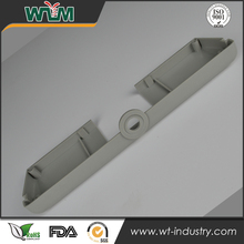 2016 new product plastic injection molded part for IP65 Street Lamp
