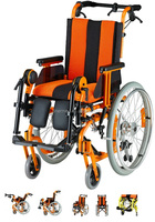 Pediatric Wheelchair for Cerebral Palsy Children