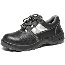 Hot Selling Cheap Casual Industrial Protective Shoes with Genuine Leather