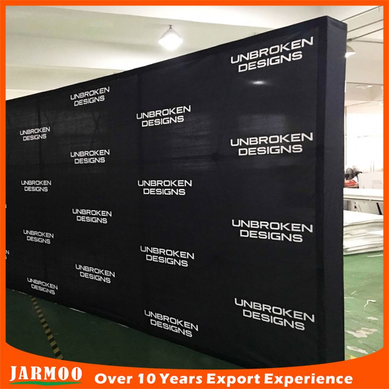 Free Artwork Custom trade show advertising pop up display stand