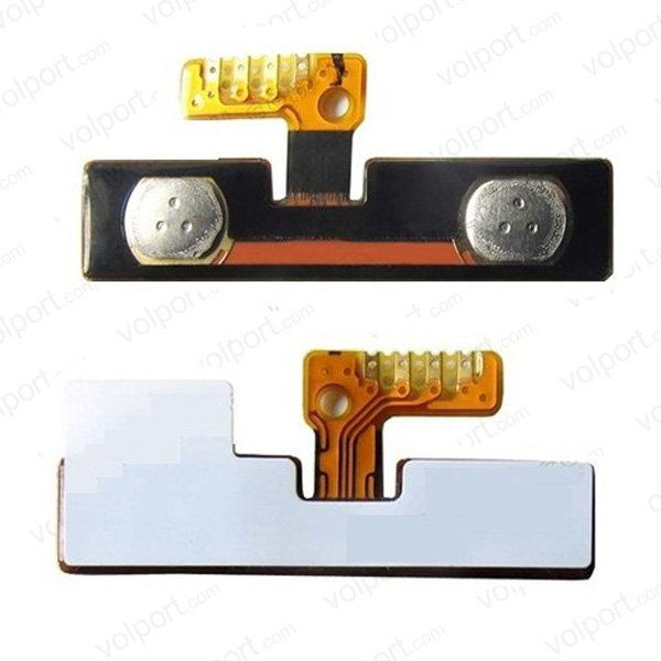 Side Volume Power Button key Flex Cable for Samsung i9100 Galaxy S 2 II