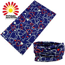 Tube Elastic Printed Head Wraps Asoke Fabric Headtie for African