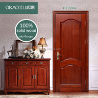 top quality hot sale solid wooden door for apartment