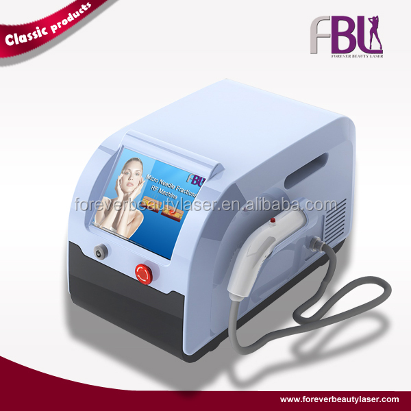 Safe and Effective Noninvasive Fractional RF Micro-Needle anti-aging System MNF 200