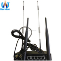 300Mbps Industrial Wireless Modem Router 4G LTE CCTV Bus WiFi Router 5 RJ45 Ports