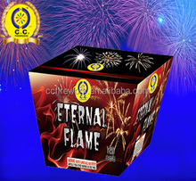 professional safe outdoor display 1.4G consumer cake wholesale fireworks for sale