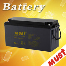 2015 Hot Selling 12v150ah gel battery 12v gel nife battery
