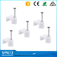 YOUU Import China Products Electric Wire Plastic Cable Clips Electric Wire Cable Clips
