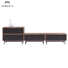 New Model Tv Stand Wooden Furniture Tv Showcase