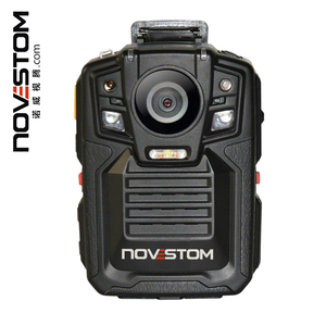 Novestom hunting trail body worn camera slim 32 inch fhd 1080p lcd video body camera for police