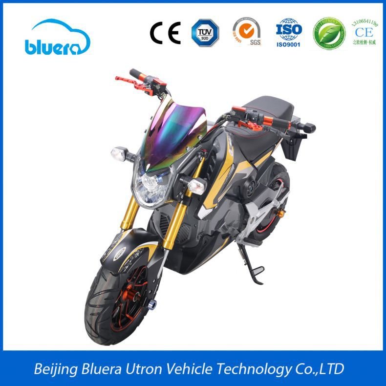 Buy Top 500w Electric Motorcycle Singapore with Lead-acid /Lithium Battery