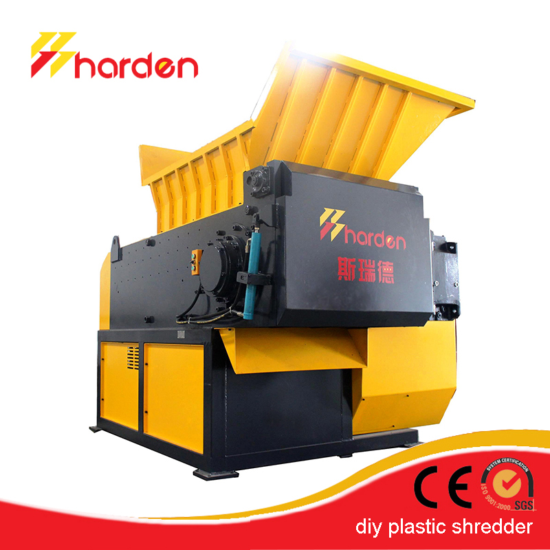 Hard plastic shredder(SM600)