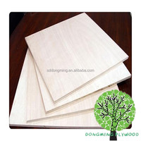 CARB White Poplar Plywood for Home Depot/Wood Prices from Linyi Factory