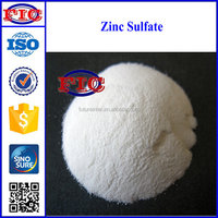 ZnSO4.H2O Zinc sulfate as a coagulant in the production of rayon