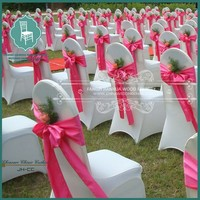 spandex wedding lycra chair covers and sashes