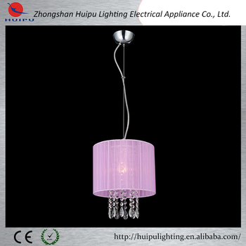 China Professional Hot Selling Cheap Crystal Pendant Lamp