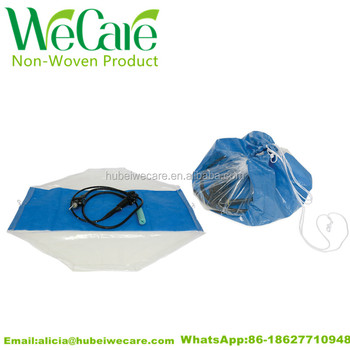 Medical disposable endoscopes Transport Pad